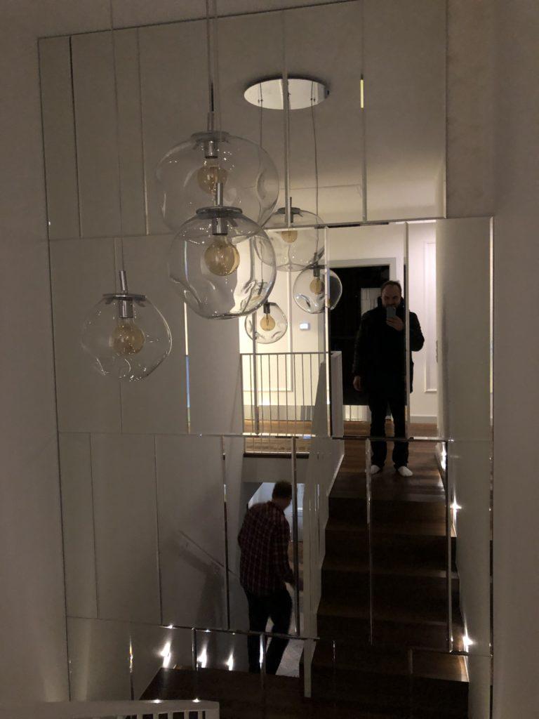 lustro fazowane warszawa